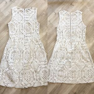 Kimchi Blue Urban Outfitters Crochet Lace Dress